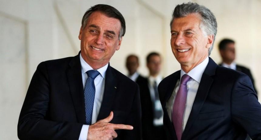Bolsonaro apuró a Macri para concretar un acuerdo automotriz por temor de Alberto Fernández