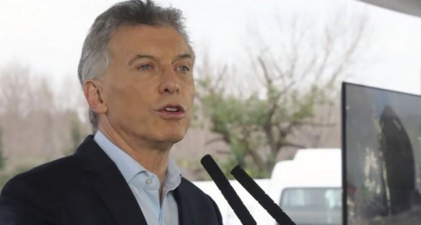 Macri pidió a los empresarios poner el hombro y pagar el bono de $5.000