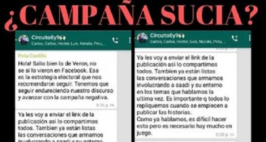 Petu Castillo: Quieren injuriar, dividir y generar desconfianza