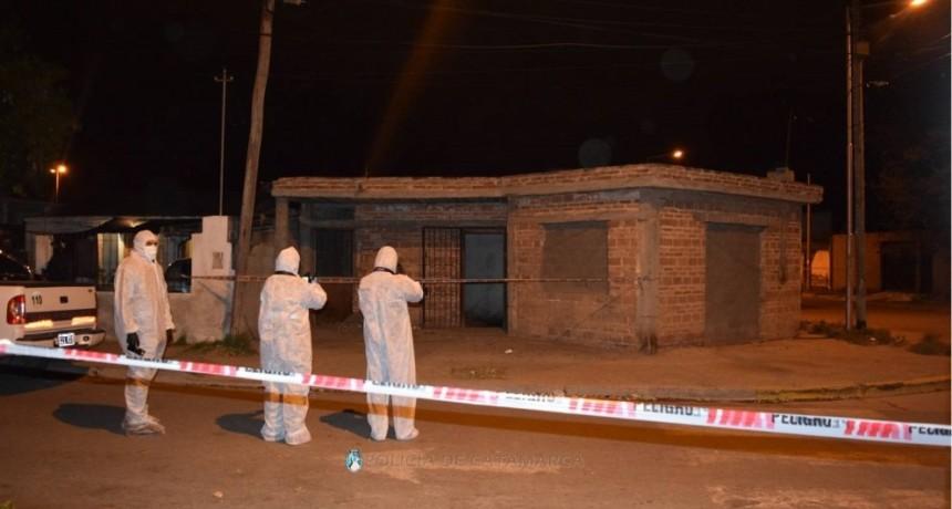 CRIMEN DEL EVA PERON: El asesino de Rosa Carrizo, murió tras 48 horas de agonía
