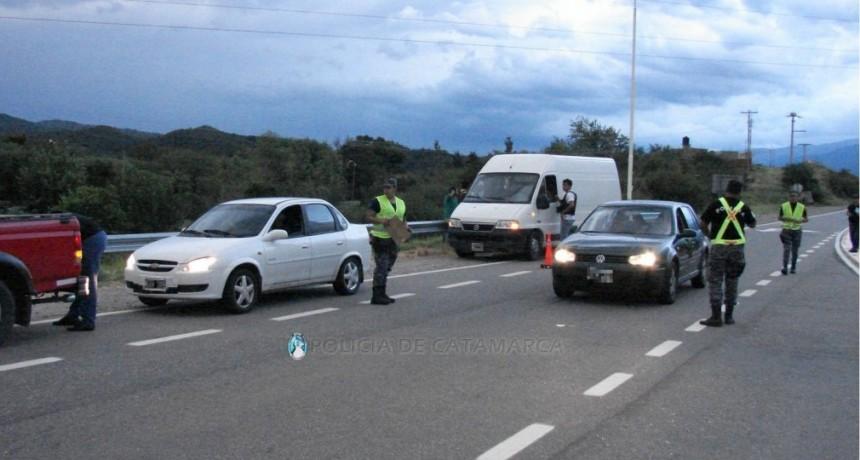 Comenzaron los operativos por el Día del Estudiante: qué documentación exigen a los conductores