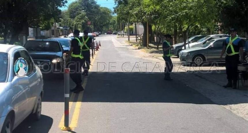 Secuestran droga en el puesto caminero Las Rejas