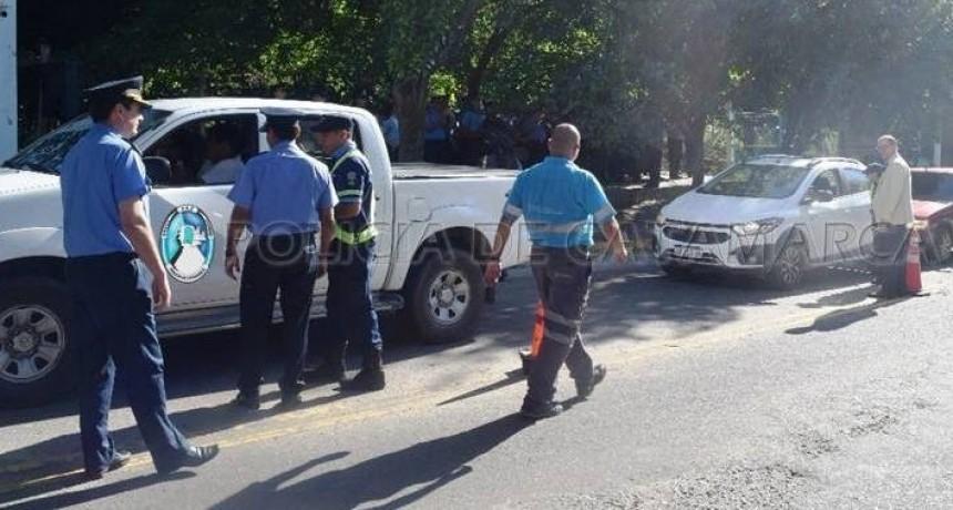 Operativo primavera: Por falta de autorización, se demoró a 25 chicos en el puesto caminero