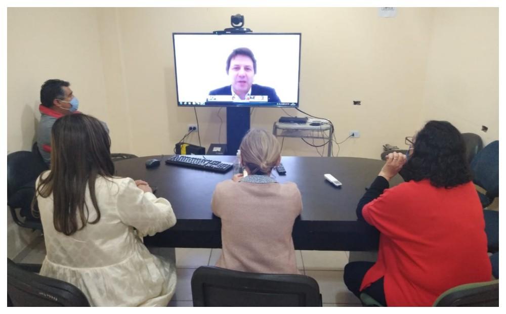 Sumar presentó el nuevo Plan de Servicios de Salud