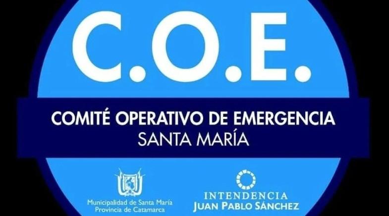 Transportista con domicilio en Santa María dio positivo de Covid-19
