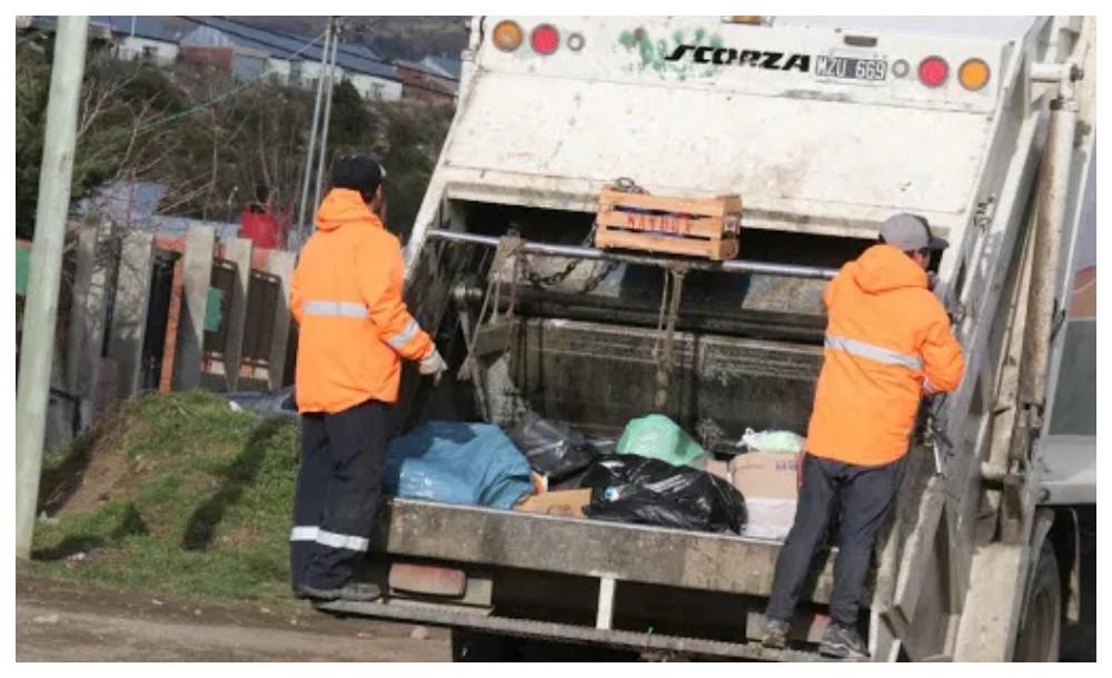 Desde mañana, nuevo horario de recolección de residuos: cómo queda el cronograma