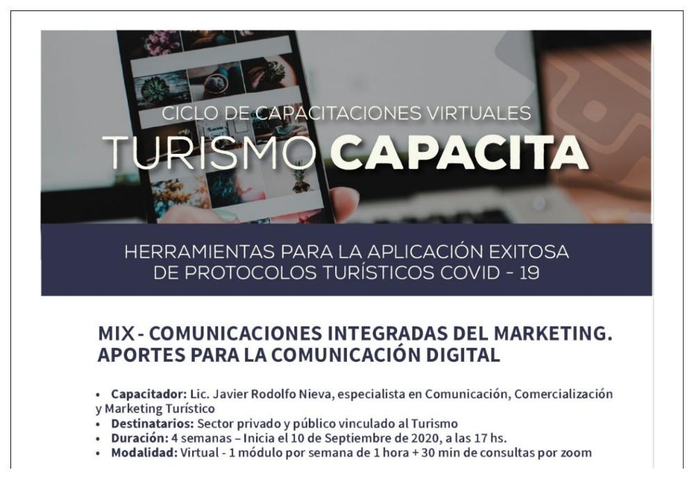 Curso de marketing digital aplicado al turismo
