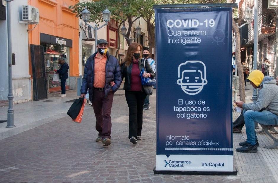 COVID-19: Ascendió a más de 800 la cifra de personas aisladas en la provincia