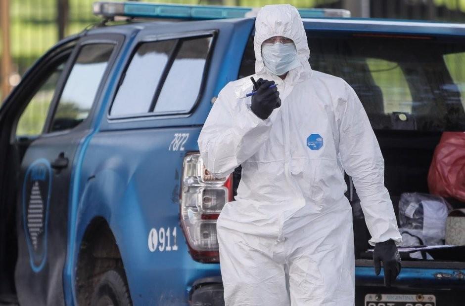 Coronavirus en Argentina: 9909 nuevos casos y 315 muertes