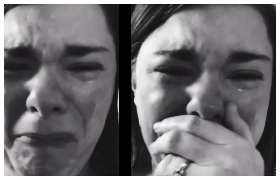 Un solo amigo fue al cumpleaños de su hijo con síndrome de Down y su llanto se hizo viral en TikTok