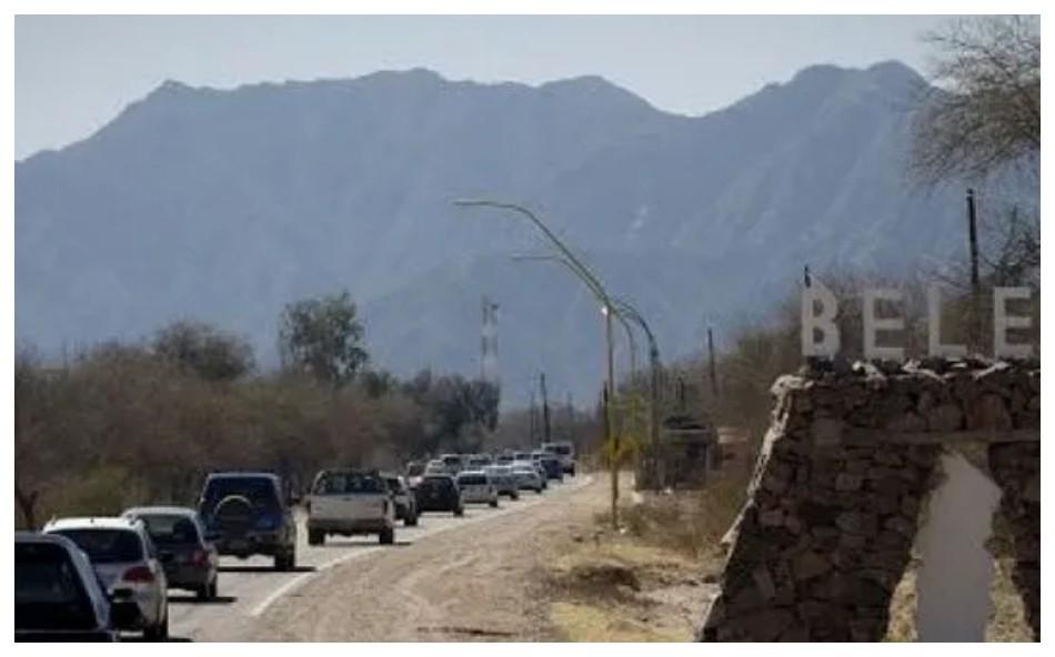 Belén:  400 personas aisladas y 3 casos positivos de Covid-19