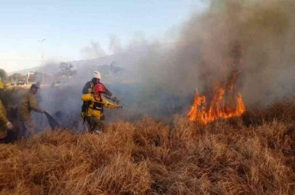 Temporada alta de incendio: Piden no realizar fuego