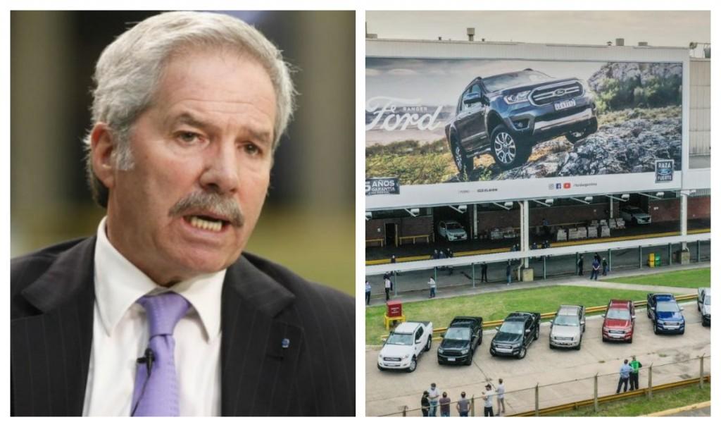 Papelón de Felipe Solá: anunció que Ford invertiría US$ 700 millones y la empresa lo desmintió