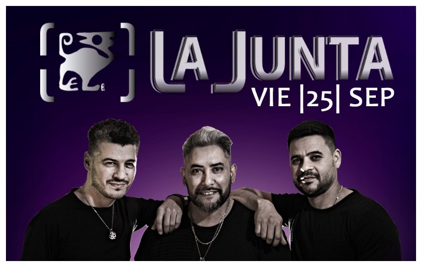 Show de La Junta vía streaming