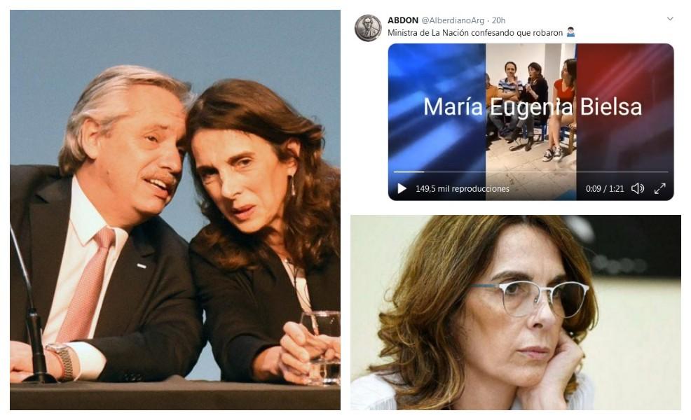 """Fuerte confesión de María Eugenia Bielsa sobre el kirchnerismo: """"Voy a ser sincera, robamos"""" VIDEO"""
