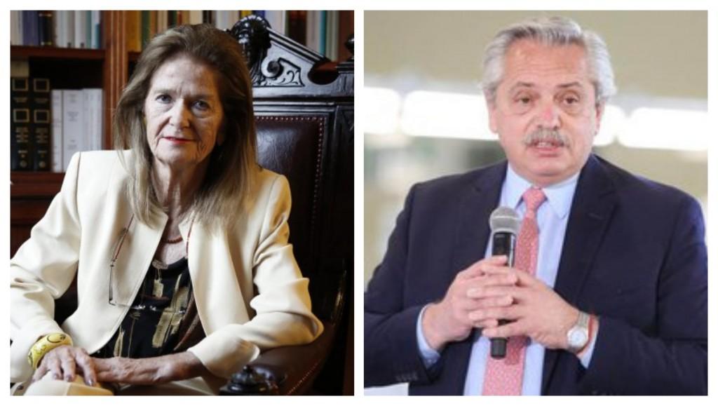 La Corte Suprema salió al cruce de Alberto Fernández tras sus dichos por supuestas falencias en la capacitación de género
