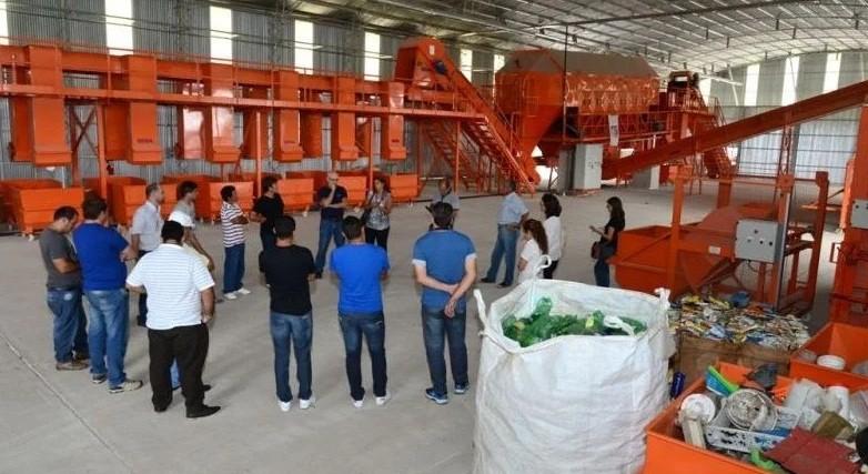 La Planta de Tratamiento de Residuos pasa del municipio a la órbita provincial