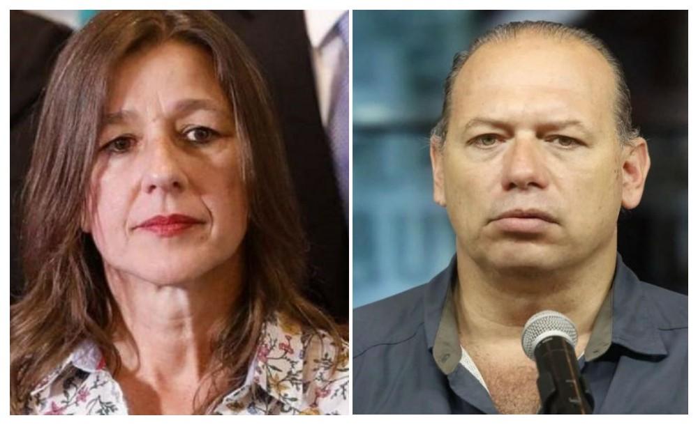 Interna en Seguridad: Berni pidió por las pistolas Taser que Frederic prohibió