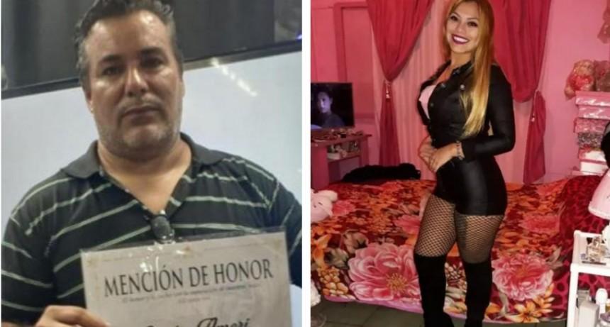 """Ameri solicitó respeto para su pareja y denunció que """"los medios la están acosando""""."""