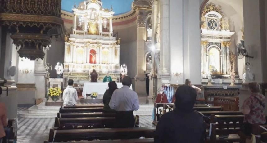 Horarios de las misas en la Catedral a partir de octubre