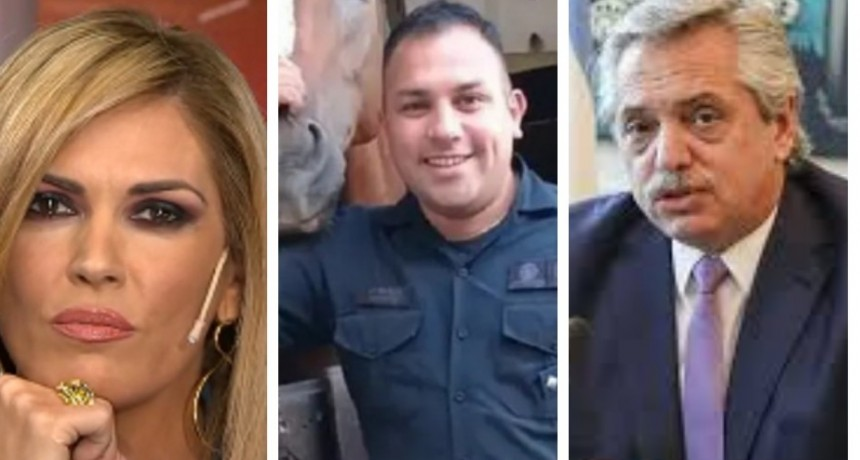 """El descargo de Viviana Canosa por la muerte del policía: """"Harta de estar harta"""""""