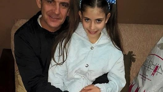 Después de dos meses y medio Carolina fue restituida a su padre en Rosario