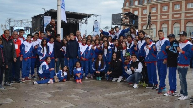 "Comenzó la ""Fiesta del Deporte"" en Mar del Plata"