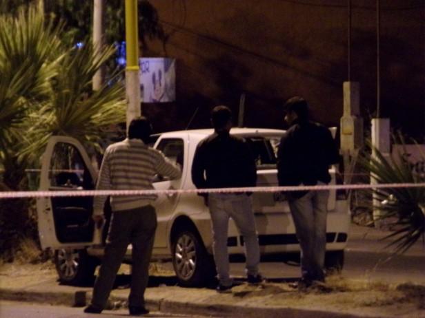 Murió acribillado a balazos el hecho de sangre ocurrió en la zona Norte