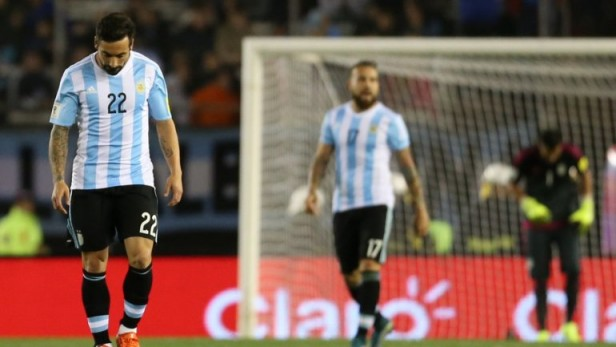 La Selección perdió con Ecuador