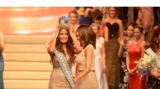 Una salteña es Miss Universo Argentina