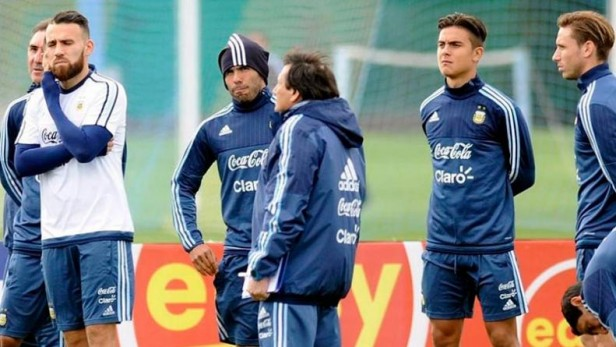 La lista de Martino: sigue Dybala, vuelve Higuaín