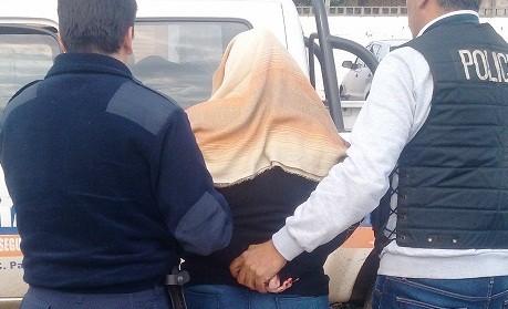 Solicitan la detención de Mujer violenta