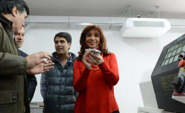 Cristina Kirchner anunció un registro para mascotas