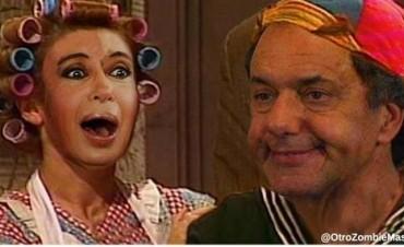 Los mejores memes del faltazo de Scioli al debate presidencial
