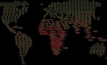 Revelador mapa de los doctores que existen por persona en cada país