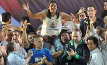 Milagro Sala a juicio oral por la agresión a Gerardo Morales