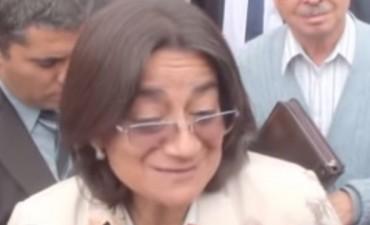 Lucia: No se devolverán los descuentos a los docentes
