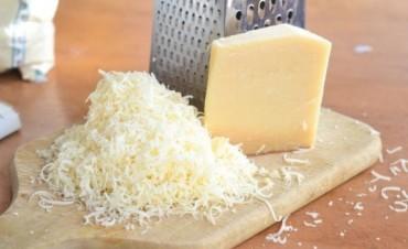 La receta de la felicidad: ni el dinero ni el amor, el queso Parmesano!
