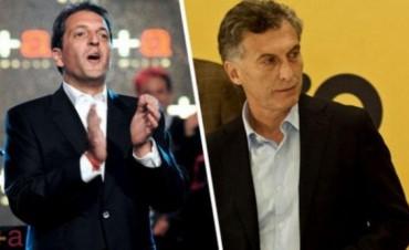 Massa desafió a Macri a un debate
