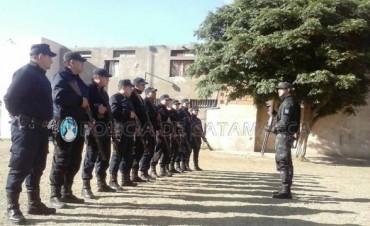Capacitación para policías