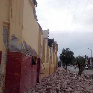 Un muerto y 30 heridos por un sismo de 5.9 grados con epicentro en Salta