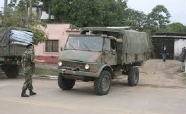 Tras el sismo en Salta, las Fuerzas Armadas asisten en la zona afectada