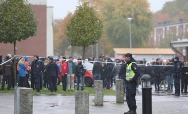Entra armado con un sable a una escuela en Suecia: al menos dos muertos