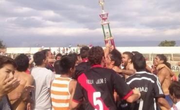 Villa Dolores gritó campeón y logró el ascenso a Primera