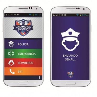 """La App """"Catamarca Segura"""" para emergencias estará lista en diciembre"""