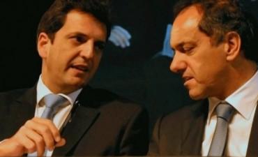 Scioli intentó seducir a Massa ofreciéndole respeto a su agenda