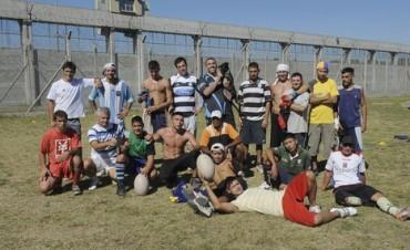 Los Espartanos: de la cárcel al Vaticano gracias al empuje del rugby