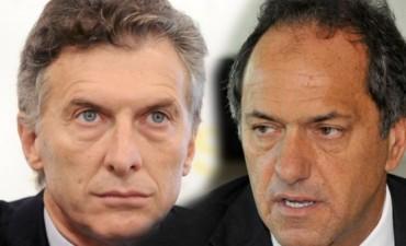 Primera encuesta post elecciones: Macri aventaja a Scioli en el balotaje