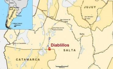 Un conflicto entre Salta y Catamarca por el Salar de Diablillos debe ser resuelto por el Congreso