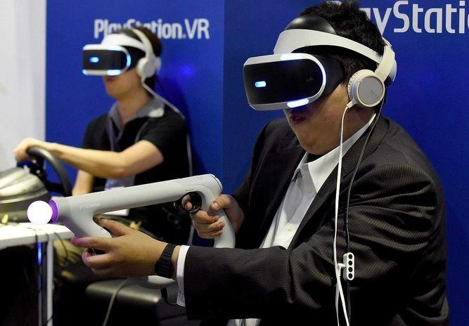 Sony lanzará su nuevo casco de realidad virtual PlayStation VR